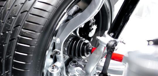 Chassis, wheels & Steering