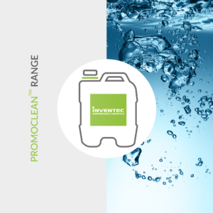 Promoclean range - our waterbased cleaners