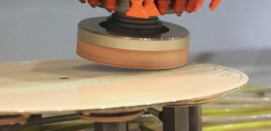 Polishing product, polymers & resins removal